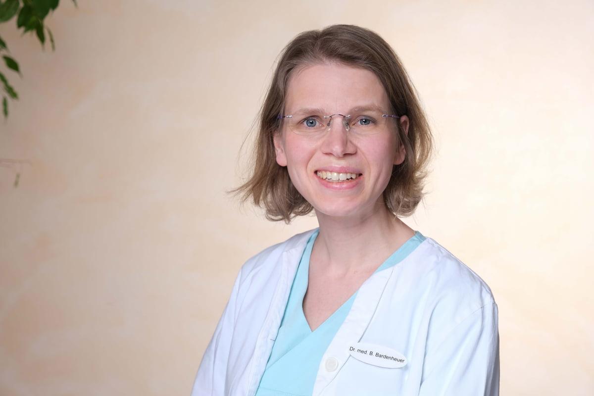 Dr. med. Barbara Bardenheuer